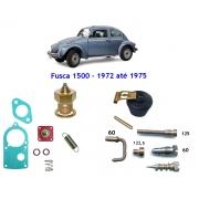 Reparo Carburador Solex 30 PIC Fusca 1500 1972 até 1975