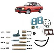 Reparo Carburador Weber 460 Chevette 1.6 S 1989 em diante Gasolina
