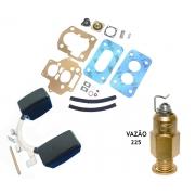 Reparo Carburador Weber 460 Escort Belina Del Rey Pampa Verona VW Gol Voyage Parati 1.6 - Álcool