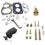 Reparo Carburador Weber DFV 446 Opala 4c 6c Álcool