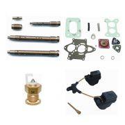Reparo Completo Carburador Solex BLFA Gol Voyage Parati 1.6 Gas