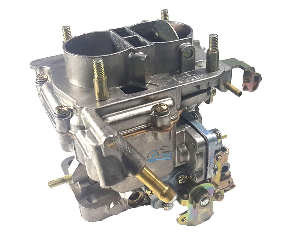 Carburador Weber 460 Escort Belina Del Rey Pampa 1.6 CHT Álcool