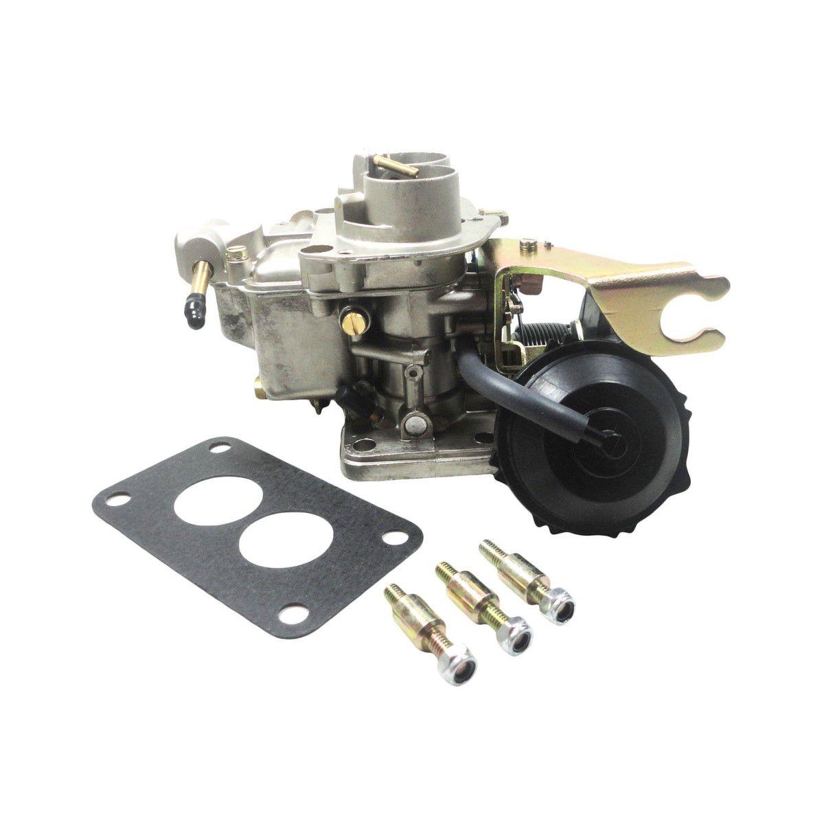 Carburador Weber Miniprogressivo Gol Voyage Parati Saveiro Passat 1.6 Álcool