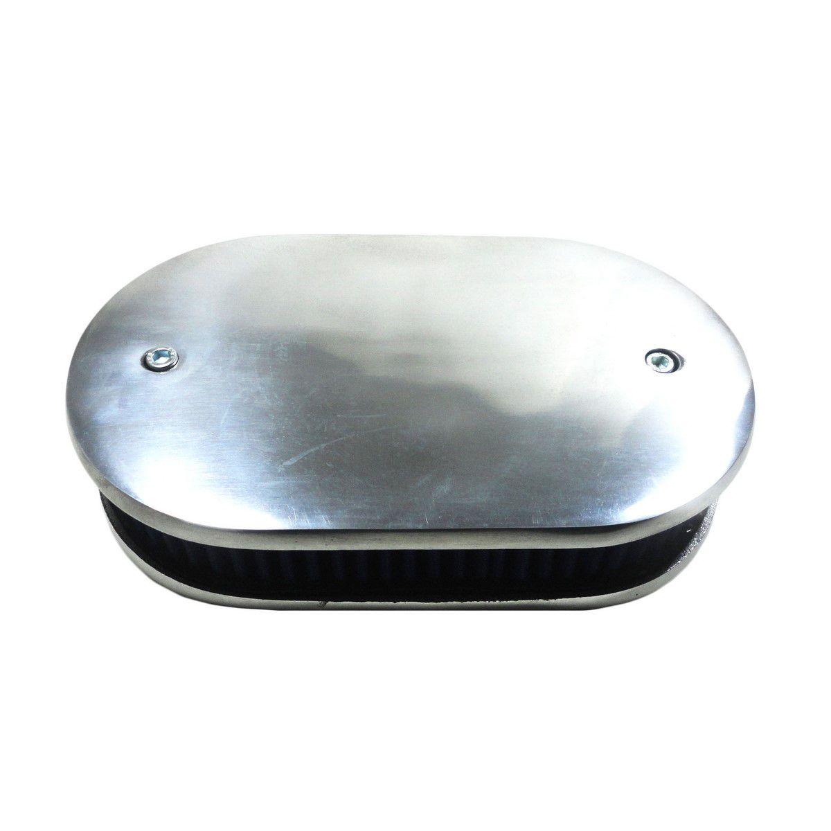 Filtro de Ar Alumínio Carburador TLDZ