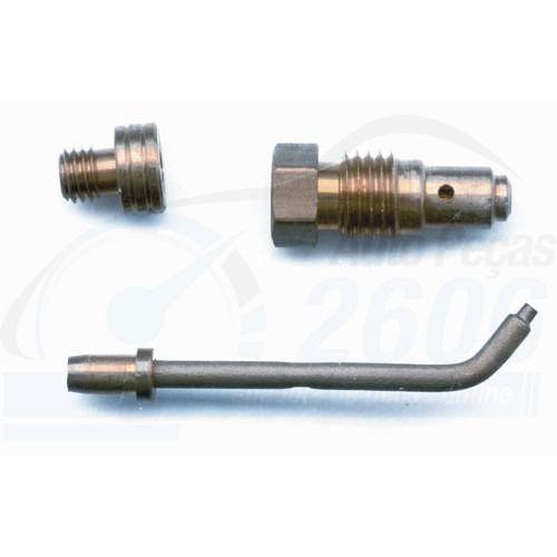 Kit de Gicles Carburador Solex 40 Deis Opala 4cc Gasolina