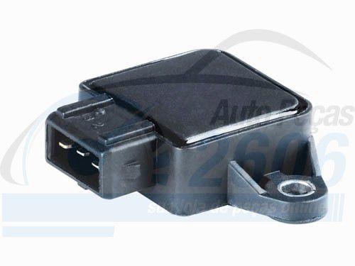 Sensor Posição Borboleta Uno Marea Tempra Astra Omega Silverado Kadett Vectra Ipanema