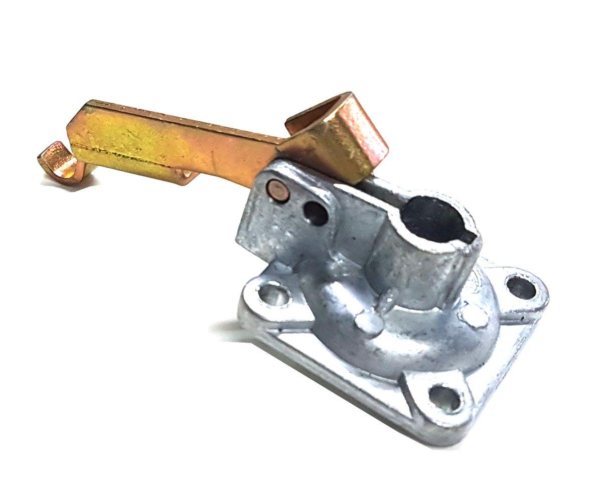 Tampa de Diafragma Aceleração Carburador Solex 2E 3E VW Ford GM