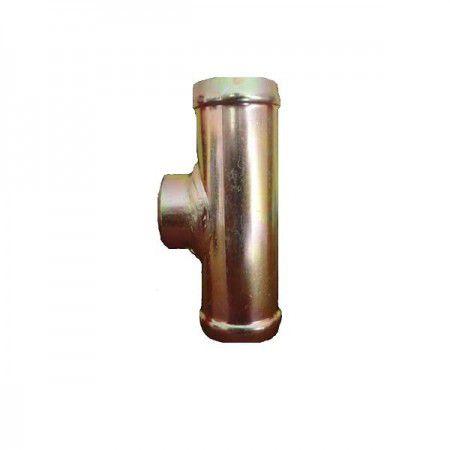 Tubo adaptador cebolão radiador Tempra Tipo 8V 16V Medida 28mm x 34mm