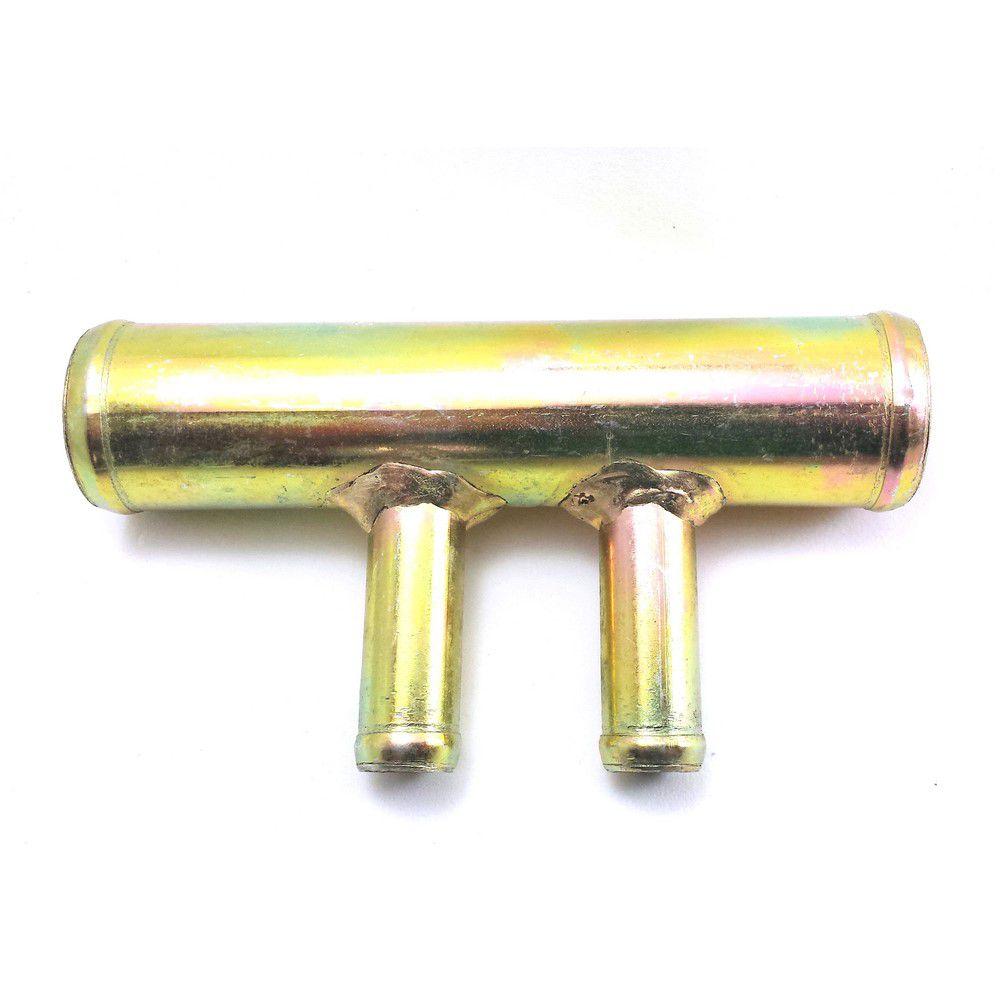Tubo Adaptador Mangueira Radiador Palio - 32mmx 15mm