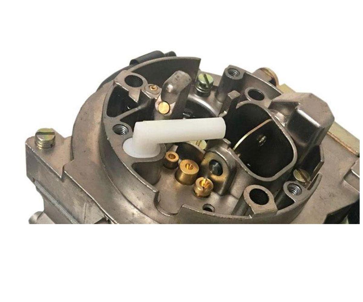 Tubo Cotovelo de Aeração Carburador Solex 2E 3E VW Ford GM