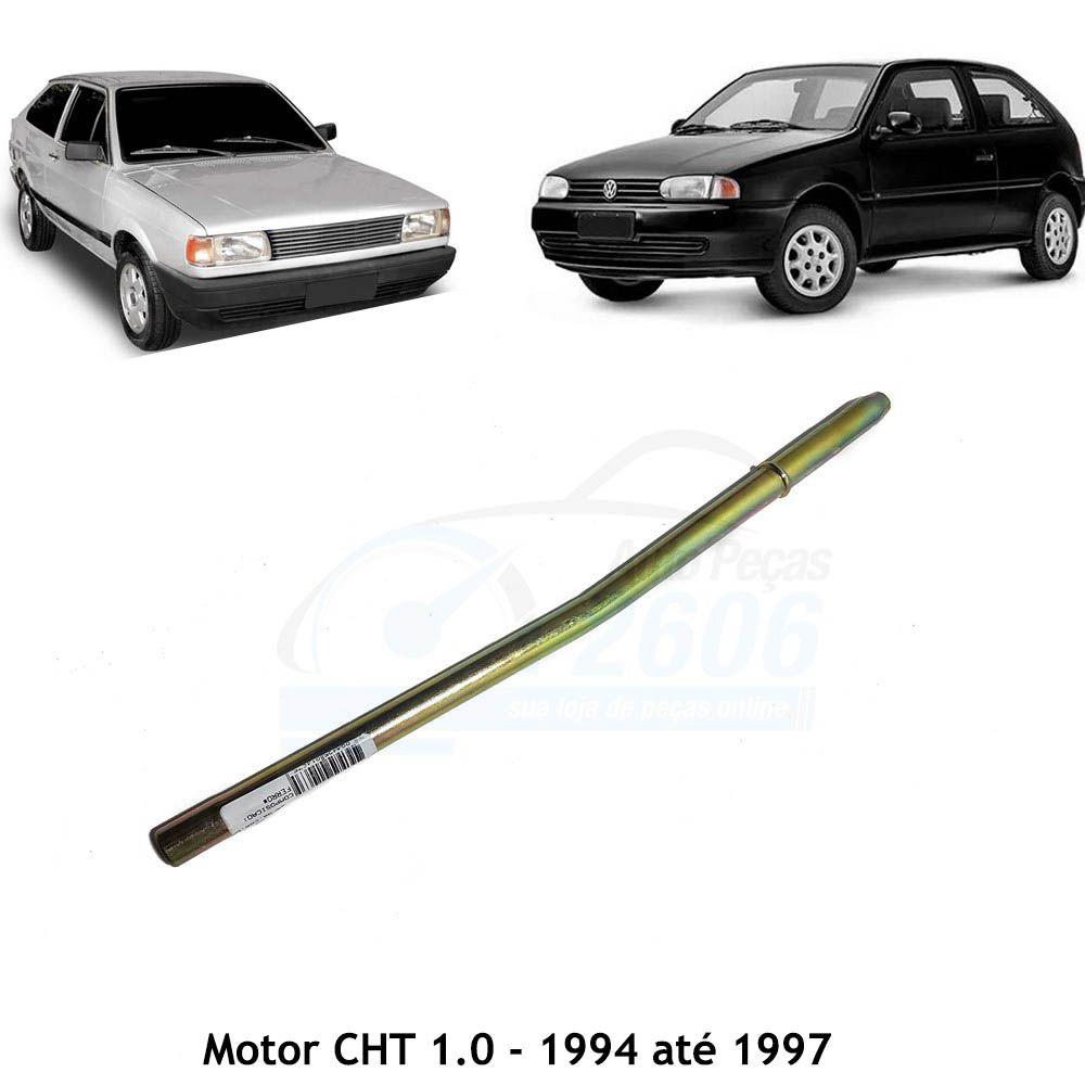 Tubo Guia Vareta Óleo motor Gol 1.0 Motor CHT 1994 até 1997
