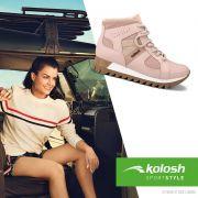 Tênis Feminino Kolosh Abotinado C1831