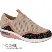 Tênis Modare Feminino Ultraconforto Knit Cannes 7320.233