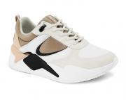 Tênis Ramarim Sneaker Chunky Feminino Casual Fashion 2072202