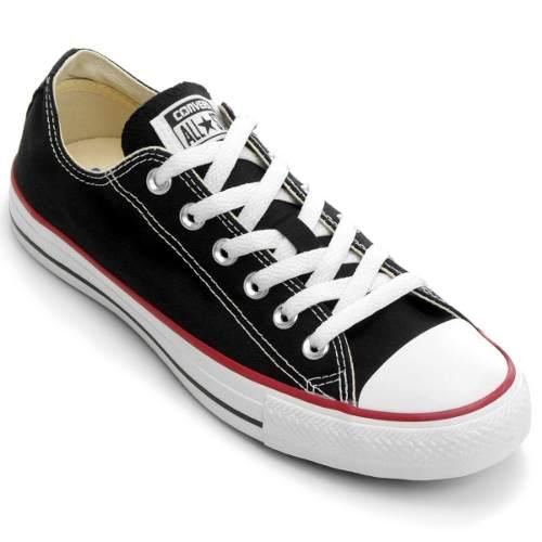 Tênis Converse All Star Preto Lona Original