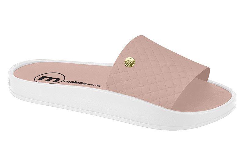 Chinelo Slide Flat Moleca Feminino 5451