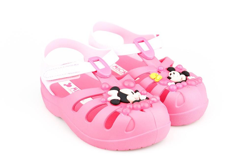 Sandália Babuche Infantil Grendene Kids Disney Sunny 22075