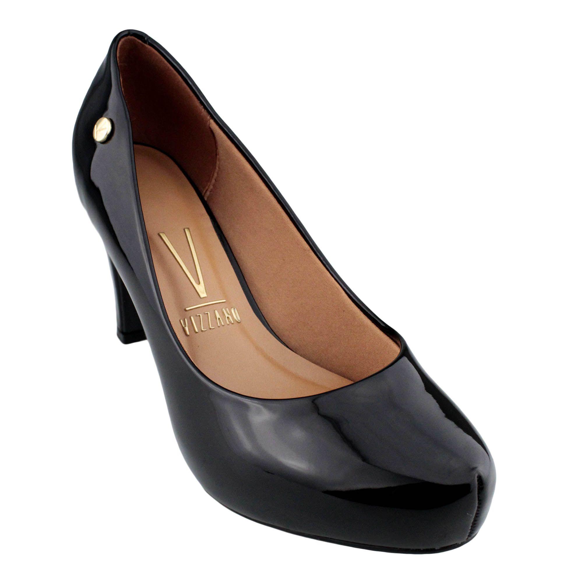 Sapato Feminino Vizzano Verniz 1840.101