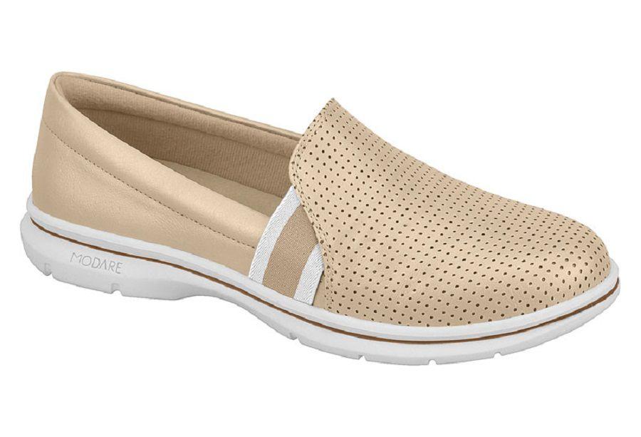 Sapato Sapatilha Modare Feminino Creme 7341.203