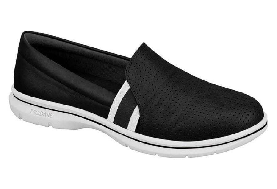 Sapato Sapatilha Modare Feminino Preto 7341.203