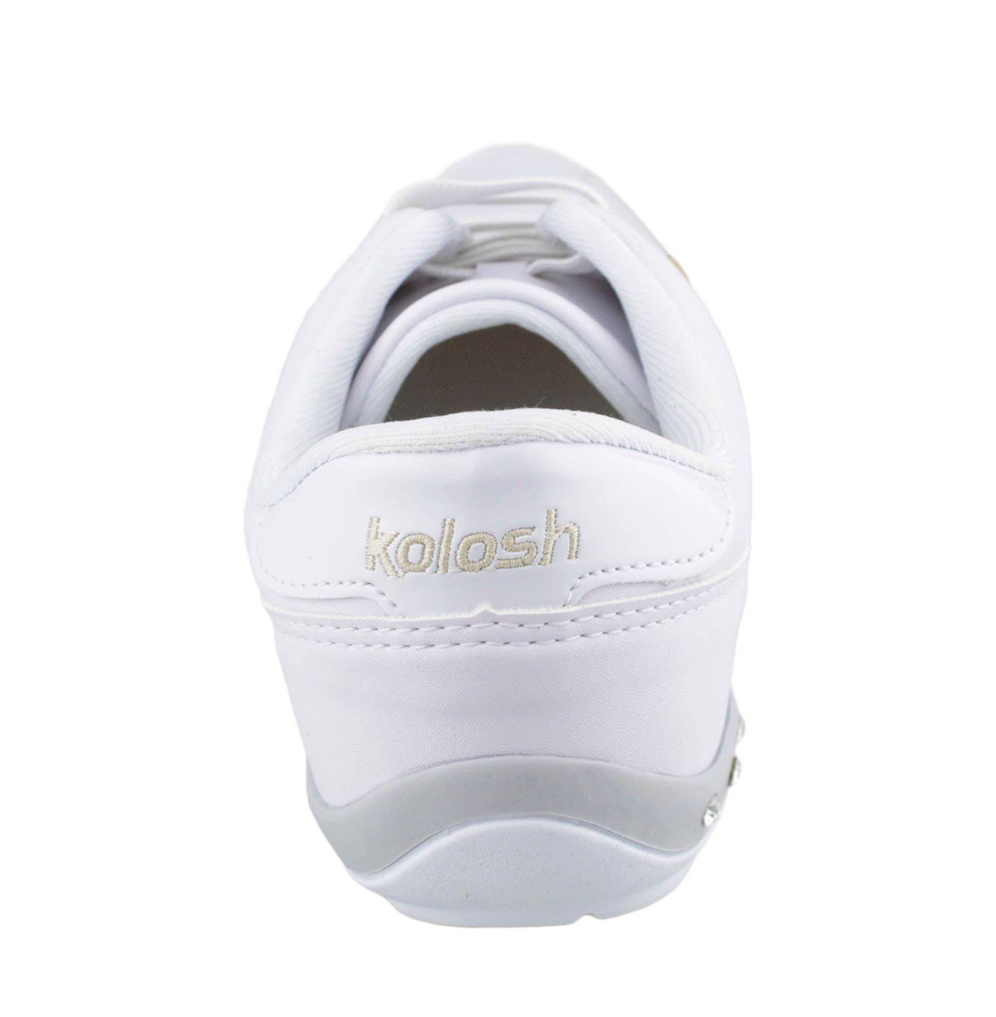 Tênis Casual Feminino Kolosh Branco C0628A