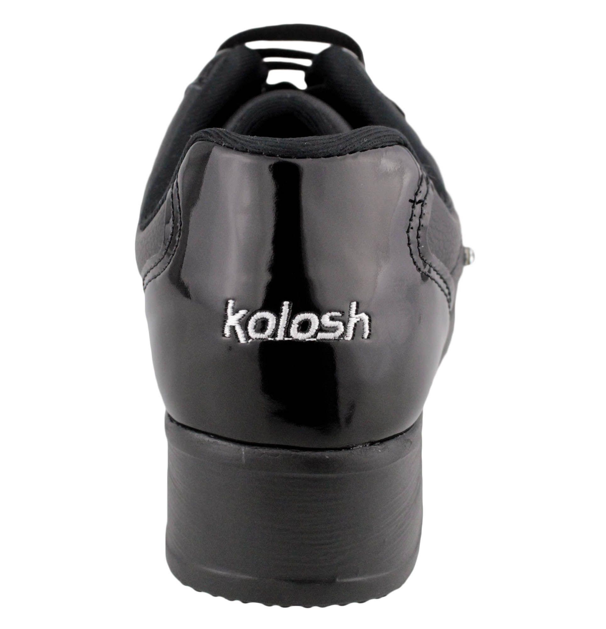 Tênis Casual Kolosh Hades Preto C1801