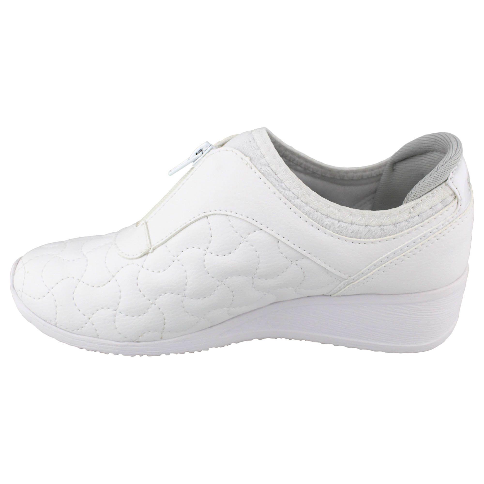 Tenis Feminino Kolosh Branco C1802
