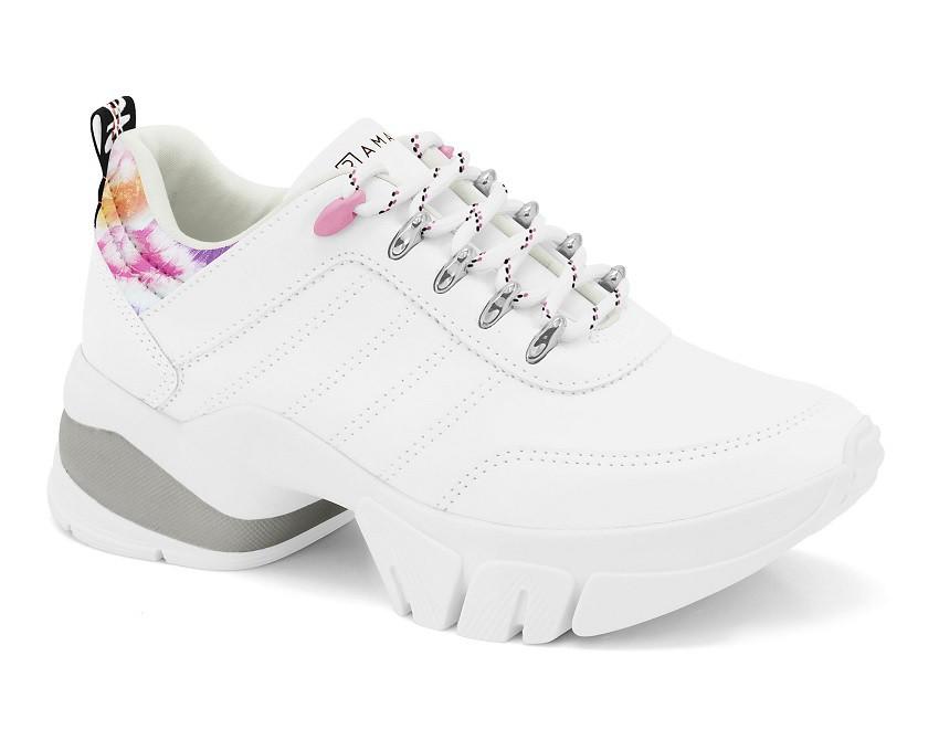 Tênis Feminino Ramarim Chuncky Sneacker 2080203