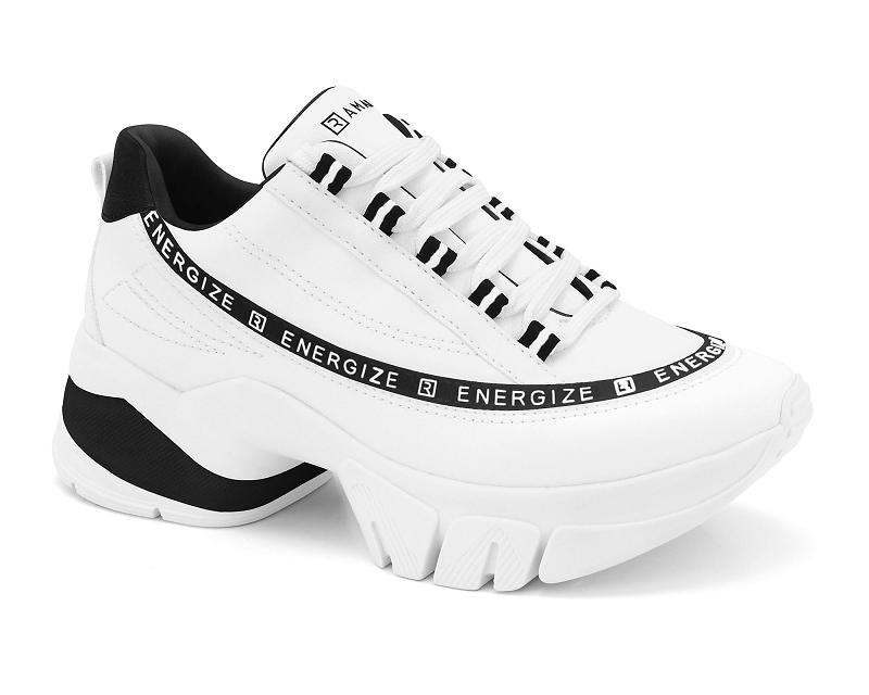 Tênis Feminino Ramarim Chuncky Sneacker 2180204