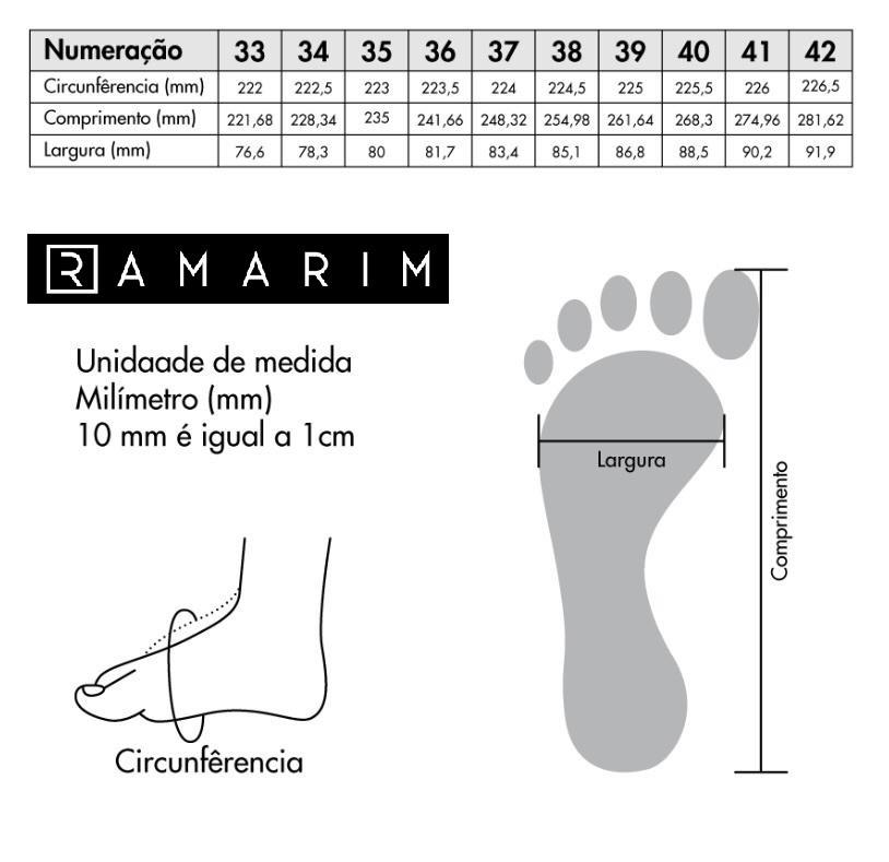 Tênis Feminino Ramarim Chuncky Sneaker Moda Be New 2080104