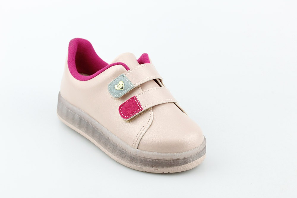 Tênis Infantil Molekinha Menina 2703.103 Velcro