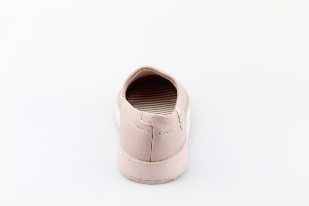 Tênis Infantil Molekinha Slip On Menina 2131.406