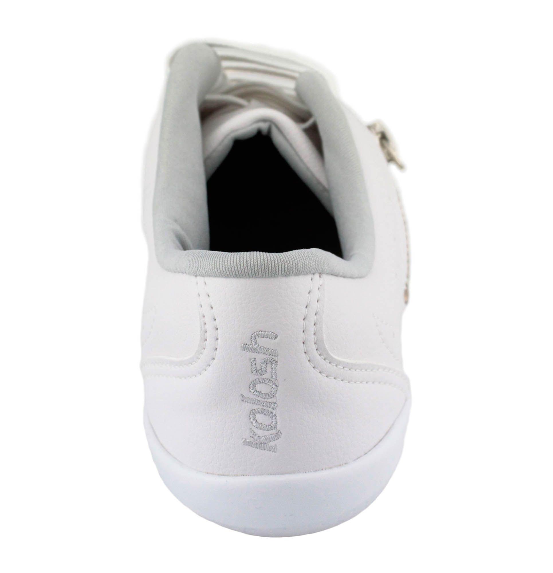Tênis Kolosh Houston Cadarço Elástico Branco Feminino C0413.