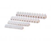 Conector termoplástico PE 16mm, 50A/600V,12pólos