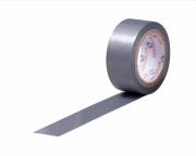 Fita isolante 18mmx10m cor cinza, tubo (10un.)