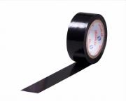 Fita isolante 18mmx5m cor preto, tubo 10 unidades
