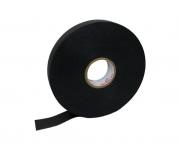Fita isolante auto fusão 0,76mm x 19mm x 10m, cor preto,10 unidades