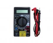 Multímetro digital com testador cabo, Rj11, Rj12, Rj44