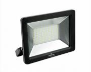 Refletor DecorLED Super LED, 100 240V 30W luz verde, cor preto