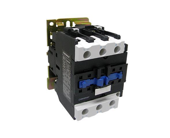 Contator eletromagnético AC, 40A, 24Vac, (1un.)