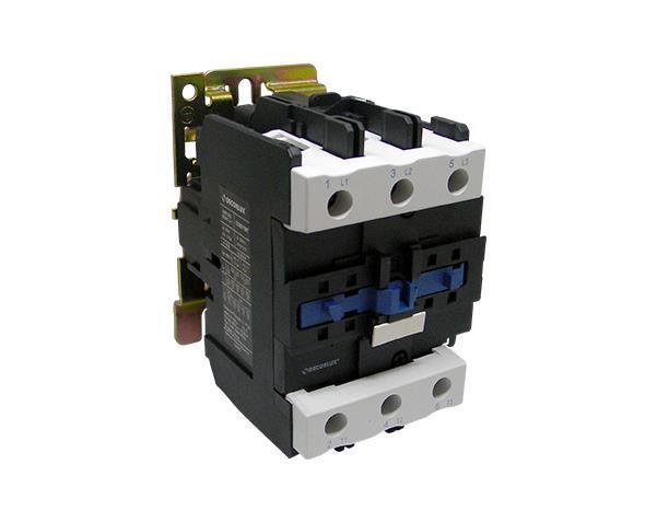 Contator eletromagnético AC, 80A, 24Vac, (1un.)