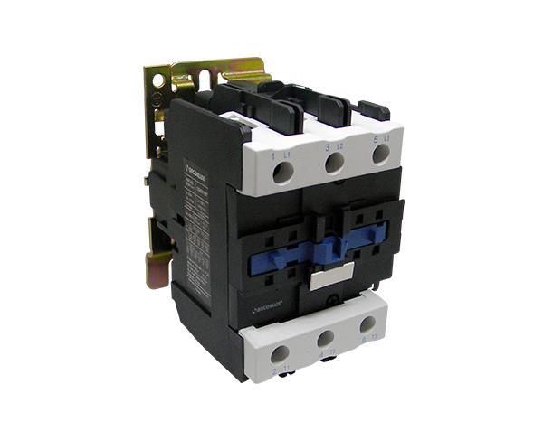 Contator eletromagnético AC, 80A/24Vac