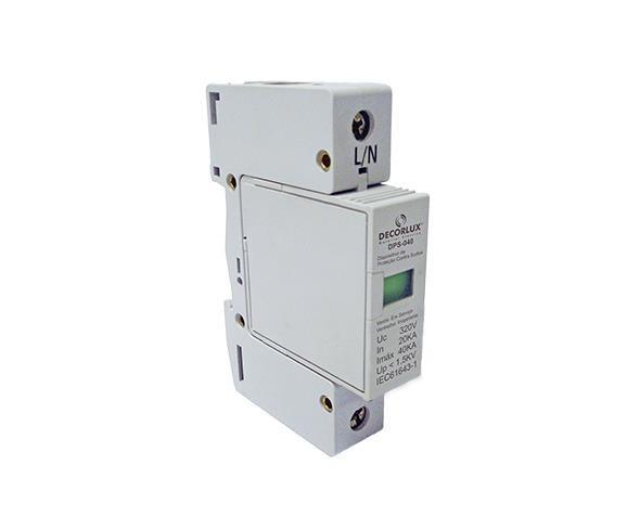 Dispositivo de proteção contra surto 40kA, (1un.)