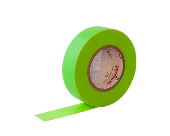 Fita Isolante 18mm x 20m Verde Neon