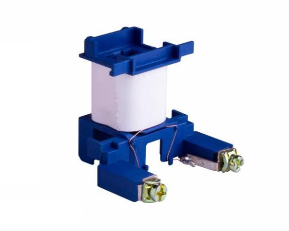 Mini bobina F7, 110Vacom 50-60Hz 6-12A, (1un.)