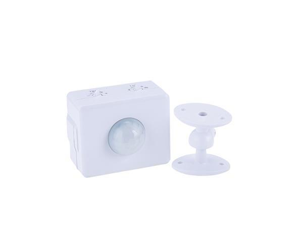 Sensor de presença teto Ret. 4m 100-240V, cor branco, (1un.)
