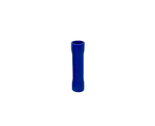 Terminal conector de emenda 1,5-2,5mm, 27A, cor azul, (pacote 50un.)