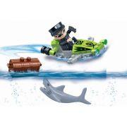 Ataque do Tubarão 34 peças