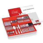 Faqueiro Linha Classic Inox 42 Pçs Faca Churrasco Class Home