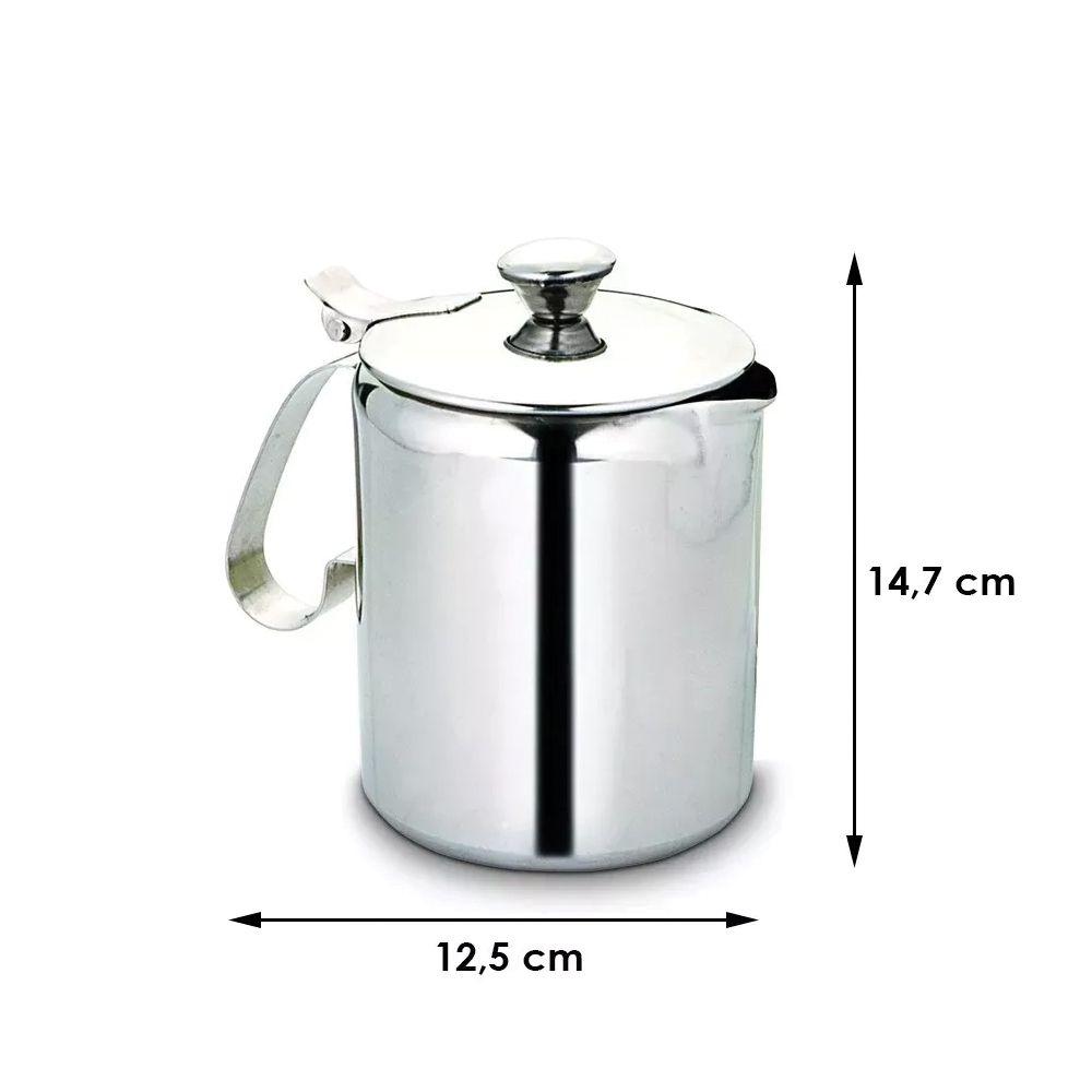 Bule de Café em Inox 750 ml Class Home